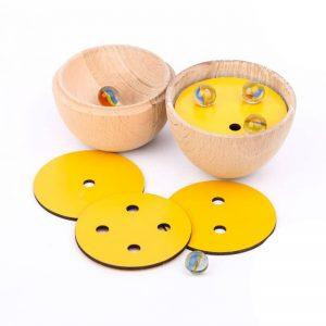 مینی-بالانسینگ-چوبی
